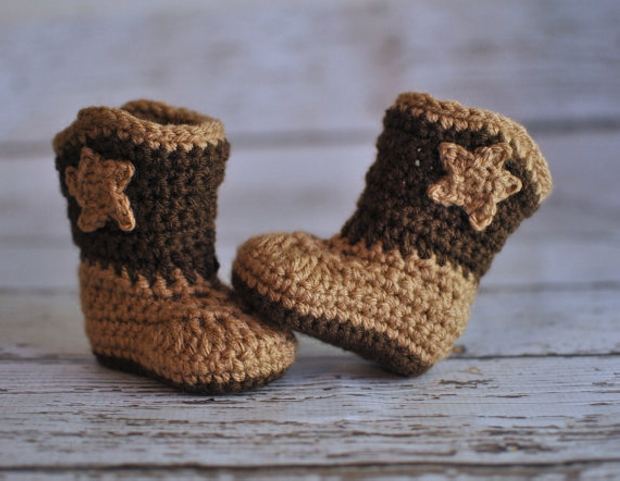 Crochet Shoes Patterns