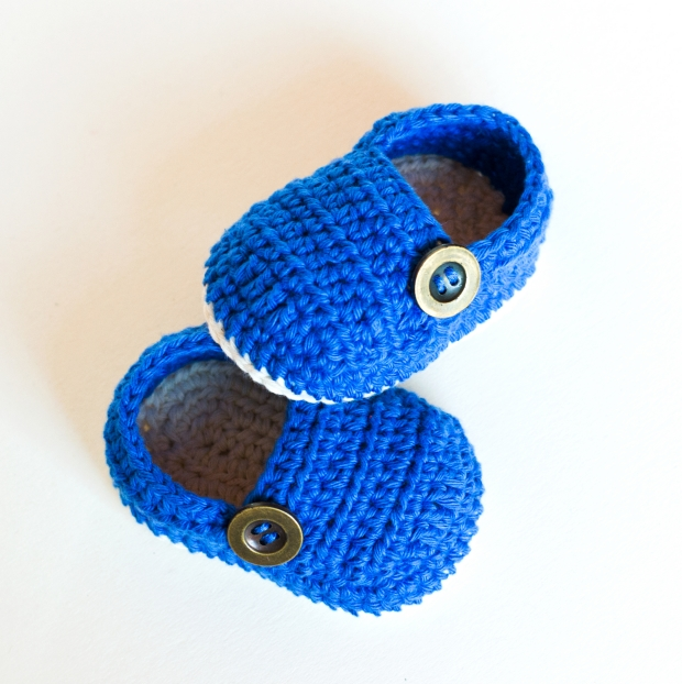 Crochet Shoes Plans