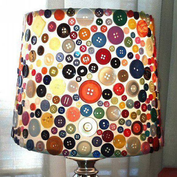 DIY Crafts Ideas with Buttons
