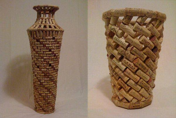 Decorative Wine Cork Craft Ideas