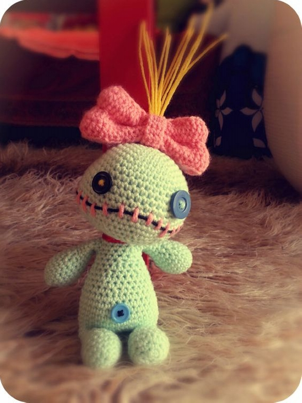 Amigurumi Crochet Patterns / Designs Upcycle Art