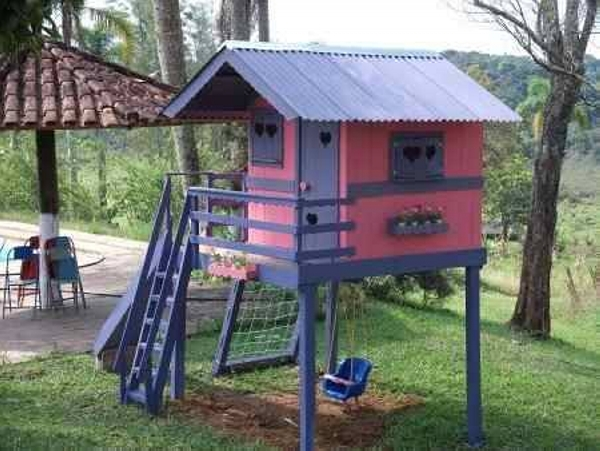 Doll House Cabin
