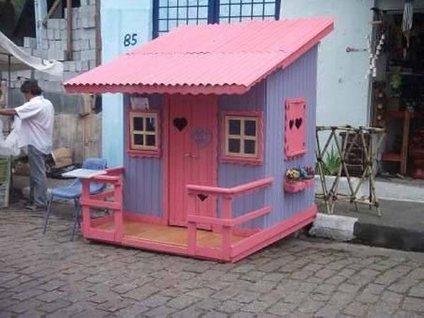 Doll Houses Idea