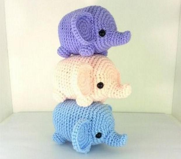 Crochet Amigurumi Ideas : Amigurumi Crochet Patterns / Designs Upcycle Art