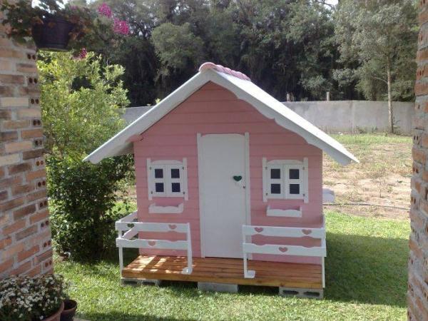 Garden Doll Houses