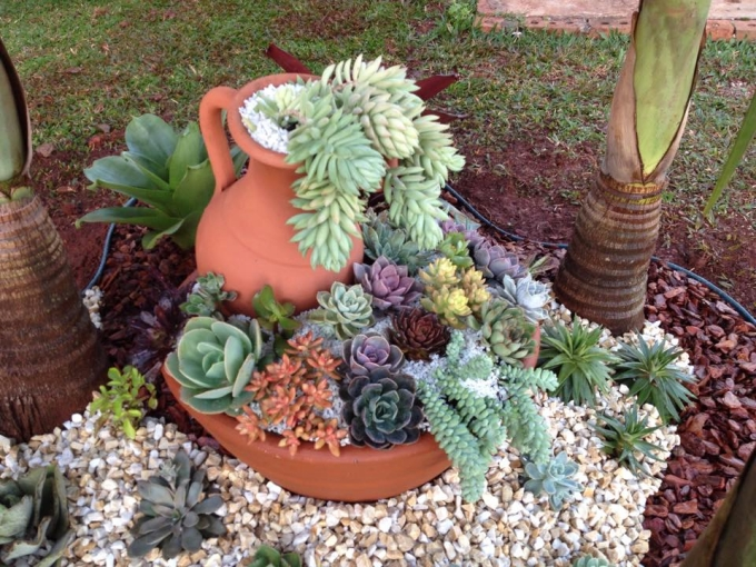Garden Planting Decor
