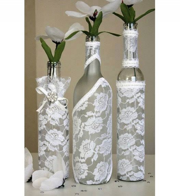 Glass Bottles Recycled