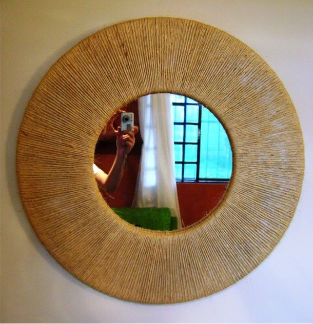 Mirror Decor Crafts