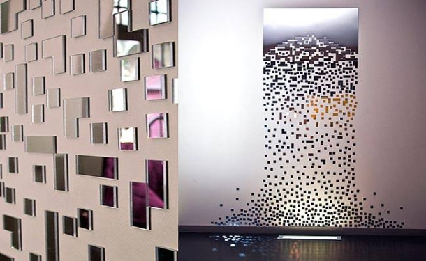 Decoration ideas with mirrors upcycle art for Miroirs decoratif