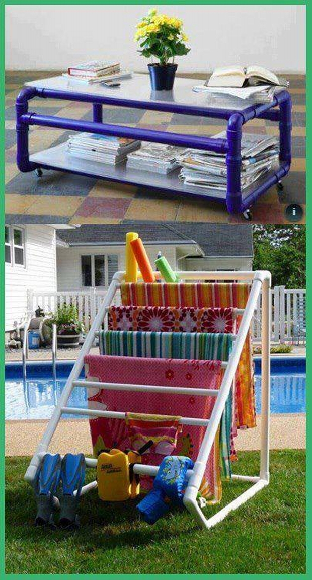 PVC Pipes Ideas