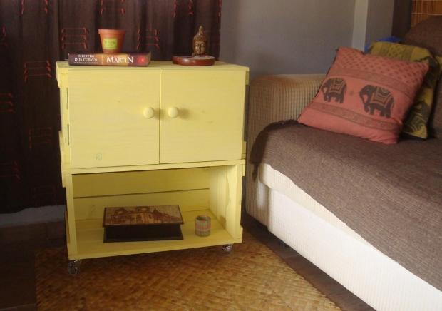 Pallet Crates Shelves Plan