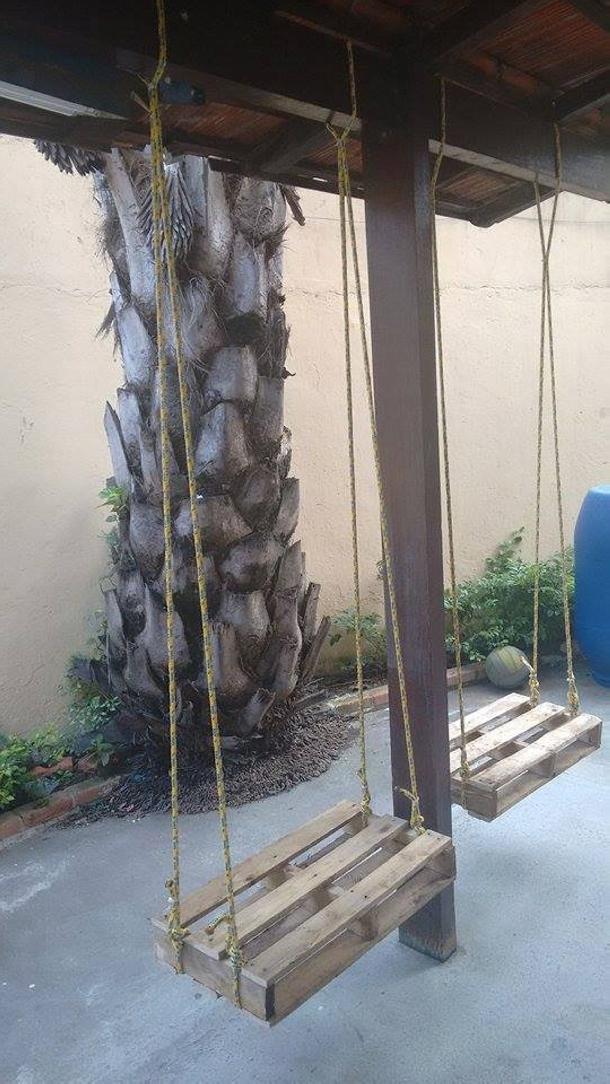 Pallet Swings