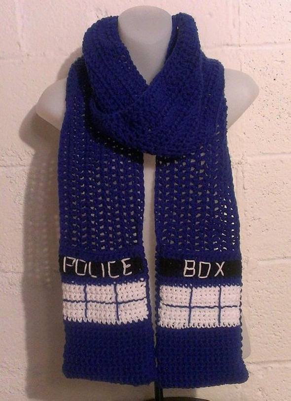 Ideas for Crochet Scarf Patterns Upcycle Art