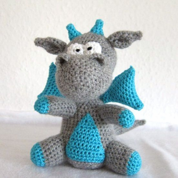 amigurumi Dragon pattern
