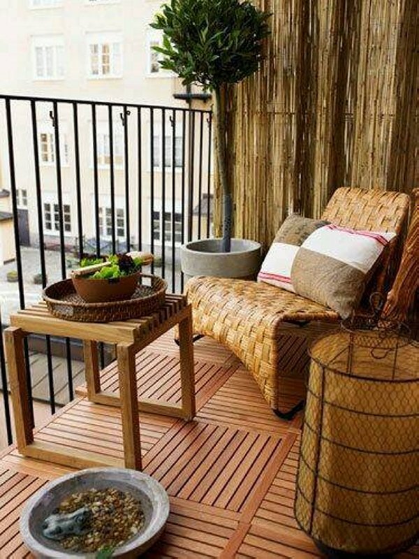 balcony decor deck idea