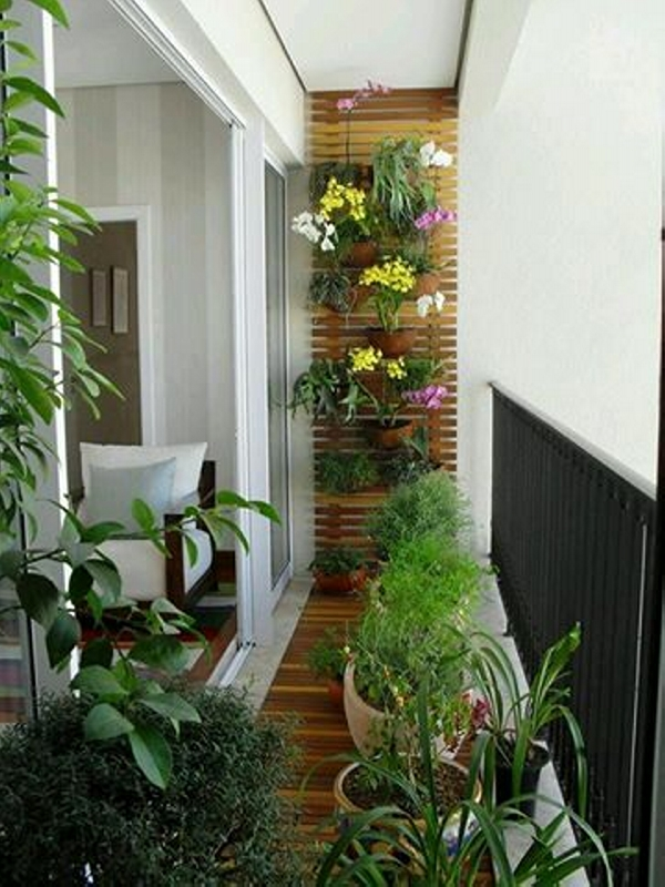 balcony decor planters
