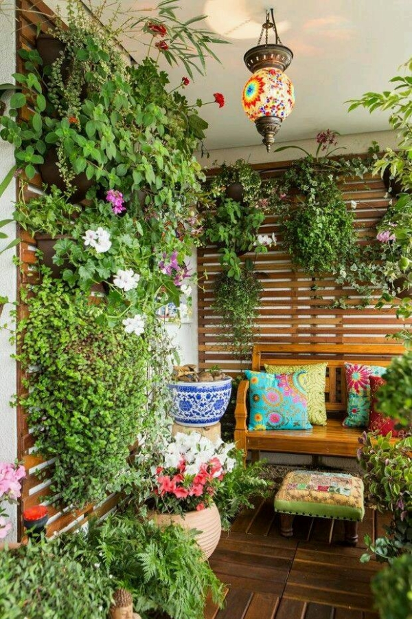 balcony decor projects