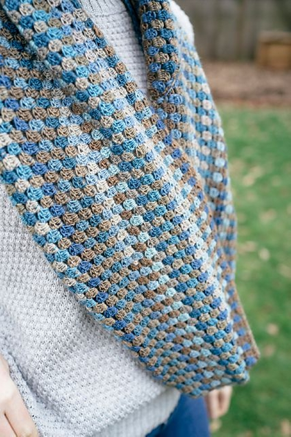 crochet scarf patterns for beginners