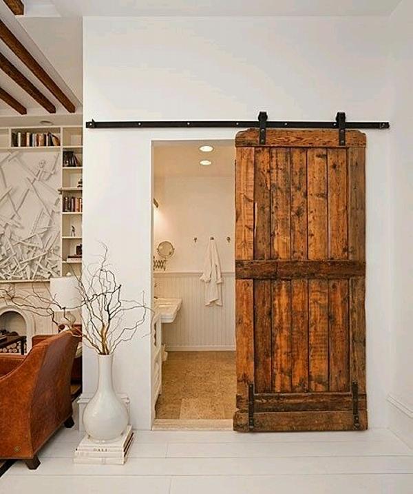 pallet made door