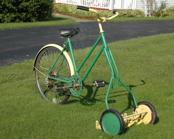 Bike-Mower