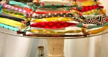 Recycled Textiles Luminaires