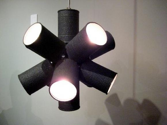 Reuse Tin Can Lanterns