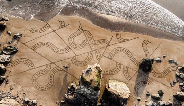Sand Sculptures Plans