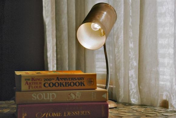 Tin Can Lanterns Craft