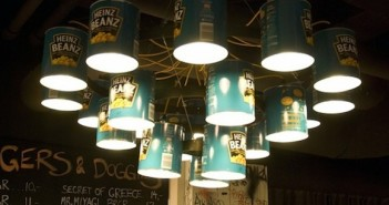 Tin Can Lanterns Ideas