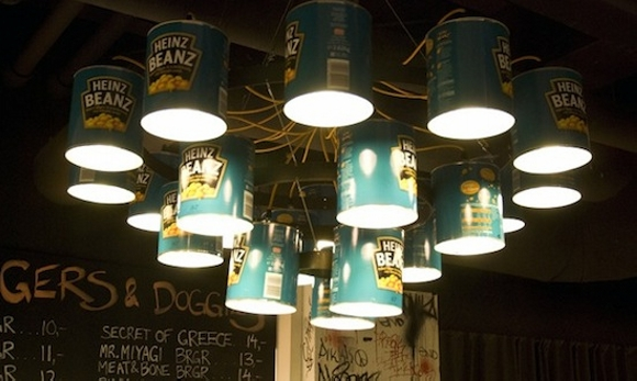 Tin Can Lanterns Ideas