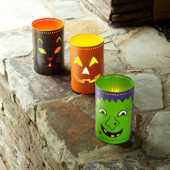 Tin Can Lanterns and Decor Crafts