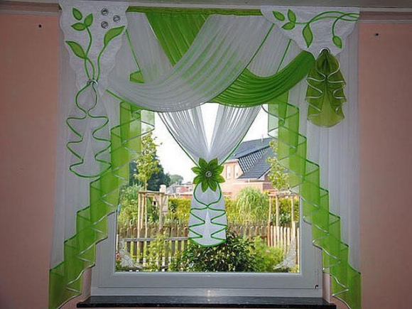 curtain decor design