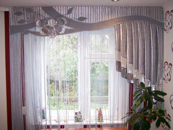 curtain decor idea