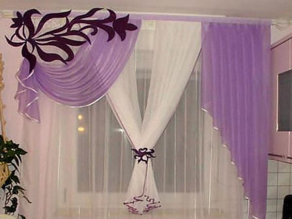 curtain decoration