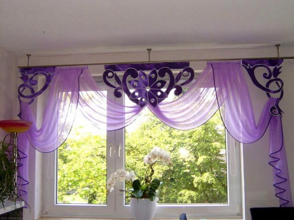 decor for curtains
