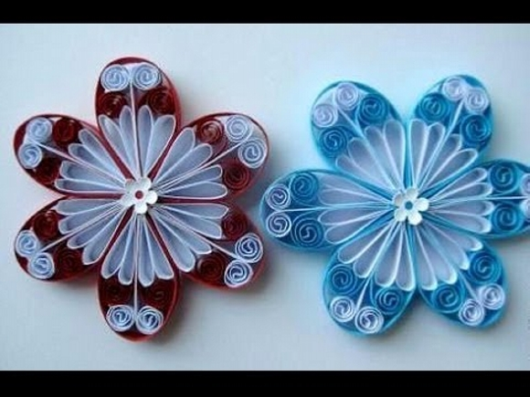idea for quilling art
