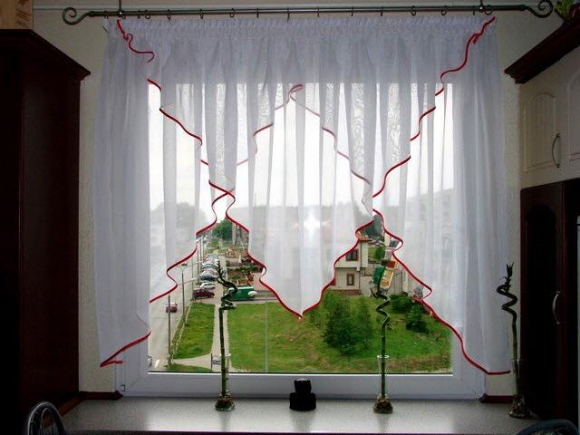 window curtain decor