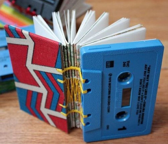 Cassette Tape Craft Ideas
