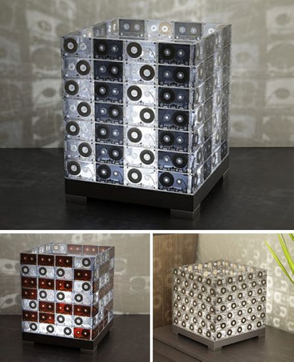 Cassette Tape Decor Crafts