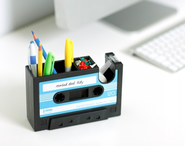 Cassette Tape Recycled