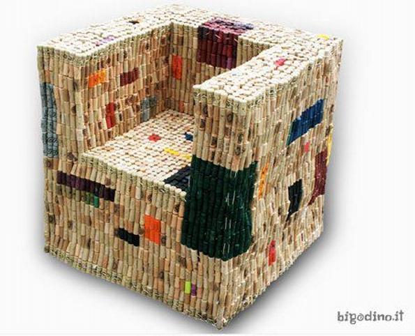Cork Chair Ideas