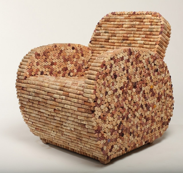 Cork Couch Chair