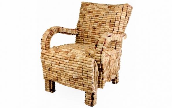 Cork Made Furniture