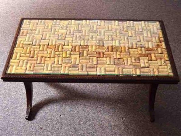 Cork Table