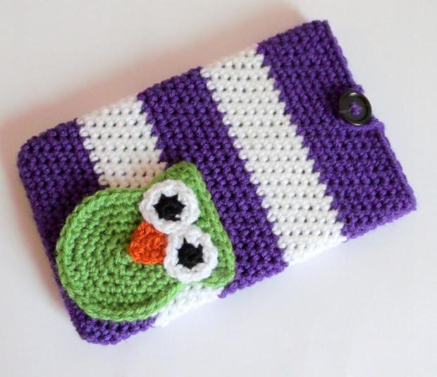 Crochet Phone Cover Ideas