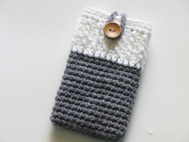 Crochet Phone Cover
