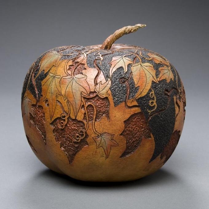 Gourd Art Ideas