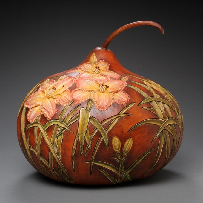 Gourd Art Projects