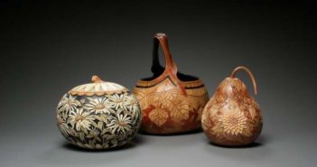 Gourd Art and Designs