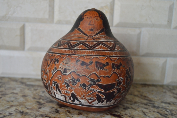 Ideas for Gourd Art